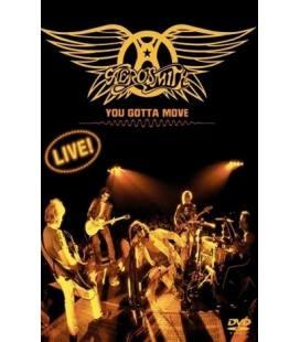 You Gotta Move-1 DVD+1 CD