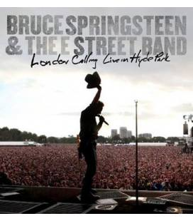 London Calling Live In Hyde Park-2 DVD