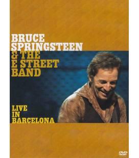 Live In Barcelona-2 DVD