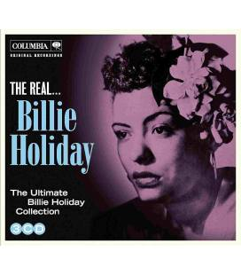 The Real Billie Holiday (3 CD)