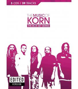 The Music Of Korn (Edited Version - The Box Set Series)-3 CD