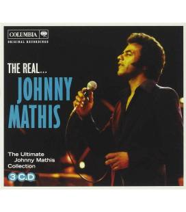The Real... Johnny Mathis-3 CD