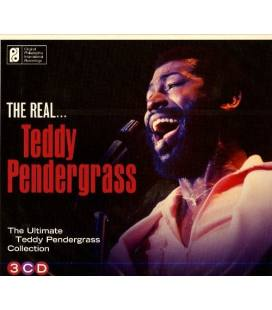 The Real... Teddy Pendergrass-3 CD