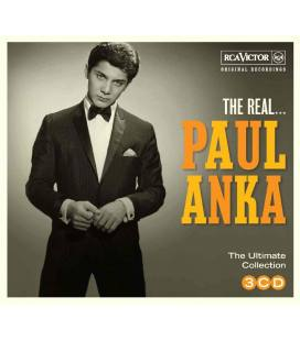 The Real... Paul Anka-3 CD