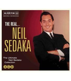 The Real... Neil Sedaka-3 CD