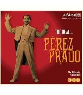 The Real... Pérez Prado-3 CD