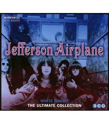 White Rabbit: The Ultimate Jefferson Airplane Collection-3 CD