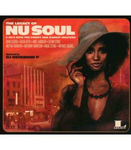 The Legacy Of Nu Soul.-3 CD