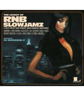 The Legacy Of Rn'B Slow Jamz.-3 CD