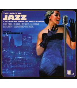 The Legacy Of Jazz.-3 CD