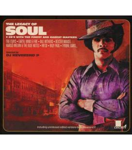 The Legacy Of Soul.-3 CD