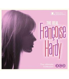 The Real... Françoise Hardy-3 CD