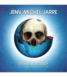 Oxygène Trilogy-3 CD