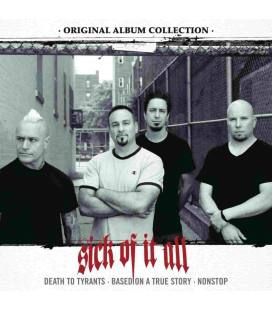 Original Album Collection (Death To Tyrants / Based On A True Story / Nonstop)-3 CD
