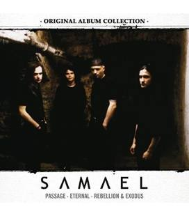 Original Album Collection (Passage / Eternal / Rebellion & Exodus)-3 CD