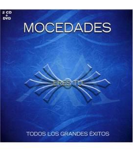 Eres Tu (Todos Los Grandes Exitos)-2 CD+1 DVD