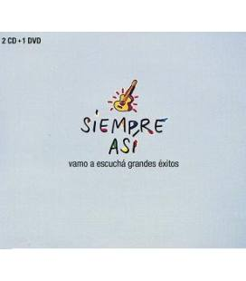 Vamo A Escucha Grandes Exitos-2 CD+1 DVD