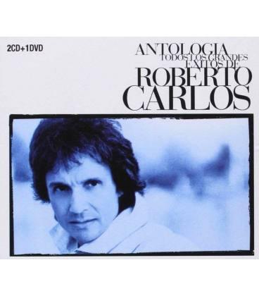 Antologia (Todos Los Grandes...)Cristal-2 CD+1 DVD