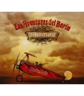 Las Aventuras Del Baron (Cristal)-2 CD+1 DVD