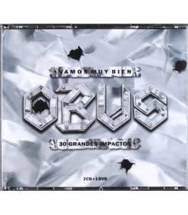 Vamos Muy Bien (30 Grandes....)(Cristal)-2 CD+1 DVD