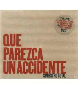Que Parezca Un Accidente-2 CD+1 DVD