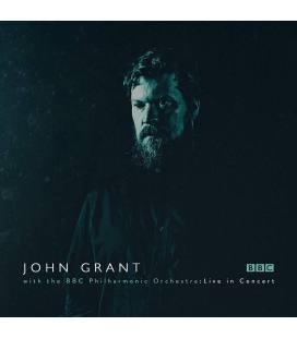 John Grant And The Bbc Philharmonic Orchestra Live In Concert-1 CD