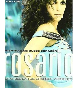 Mientras Me Quede Corazon Grandes Exitos (2 CD+1 DVD)