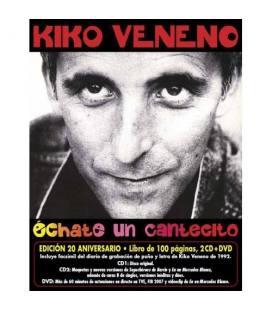 Echate Un Cantecito (2 CD + 1 DVD). Edicion Legacy