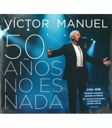 50 Años No Es Nada En Directo (2 CD+1 DVD)