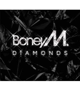 Boney M. - Diamonds (40Th Anniversary Edition). Limitierte Fan Box-4 CD