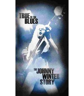 True To The Blues: The Johnny Winter Story-4 CD
