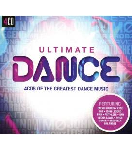 Ultimate... Dance-4 CD