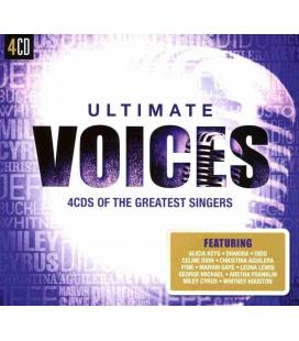 Ultimate... Voices-4 CD