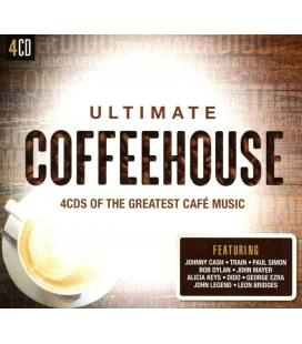 Ultimate... Coffeehouse-4 CD