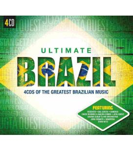Ultimate... Brazil-4 CD
