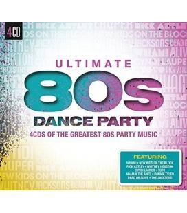 Ultimate... 80S Dance Party-4 CD