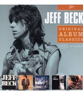 Original Album Classics (Jeff Beck)-5 CD