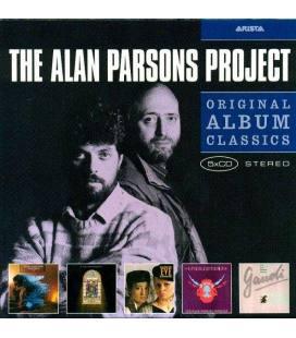 Original Album Classics (The Alan Parsons Project)-5 CD