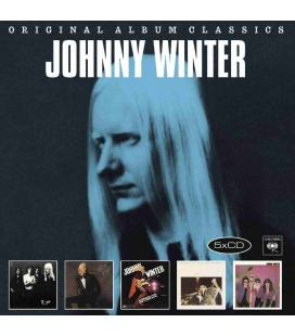 Johnny Winter-Original Album Classiscs (5 CD)