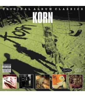 Original Album Classics. Int'L Version W/Different Artwork-5 CD