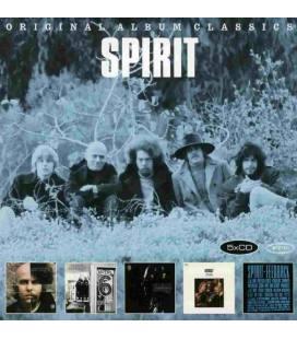 Original Album Classics. Revised Art-5 CD