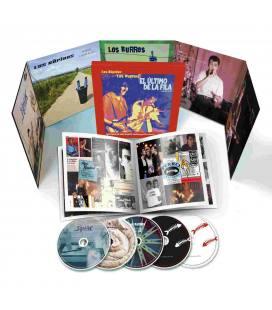 El Último De La Fila, Los Burros, Los Rápidos...Historia De Una Banda-5 CD