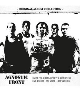 Original Album Collection: Discovering Agnostic Front. Ltd. 5 CD Edition