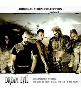 Original Album Collection: Discovering Dream Evil. Ltd. 5 CD Edition