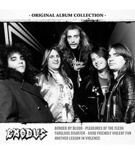 Original Album Collection: Discovering Exodus. Ltd. 5 CD Edition