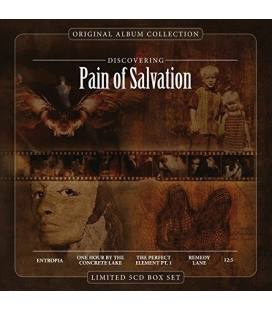Original Album Collection: Discovering Pain Of Salvation. Ltd. Edition 5 CD Edition