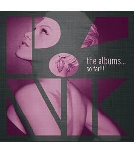 The Albums...So Far. Box Set