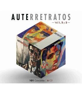 Trilogía Auterretratos-6 CD