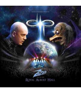 Devin Townsend Presents: Ziltoid Live At The Royal Albert Hall.Ltd. Deluxe Edition-6 CD