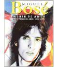 """Miguel Bosé. """"Morir De Amor"""" (Sus Primeros Años 1977-1984).Caja (7 CD)"""